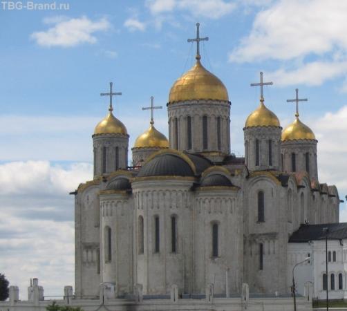 Успенский собор во Владимире. 1191 год