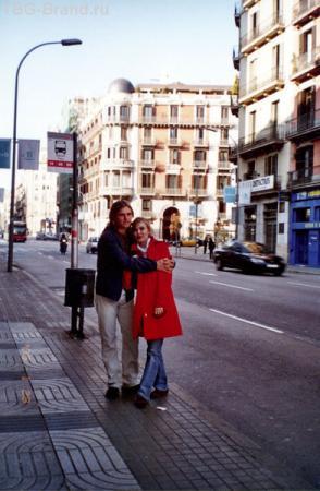 В гостях. Барселона 2005