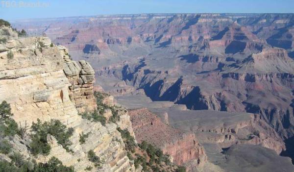Большой каньон в Аризоне