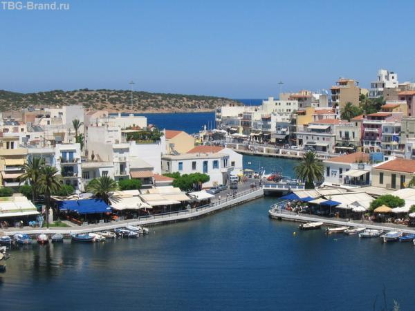 Самый красивый город Крита - Агиос Николаос