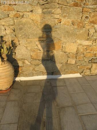 Я и моя тень)