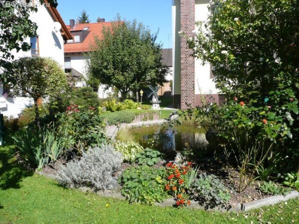 красивые сады (садики) - непрменный атрибут немцев