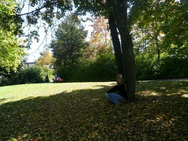 Можно я буду жить под этим деревом)