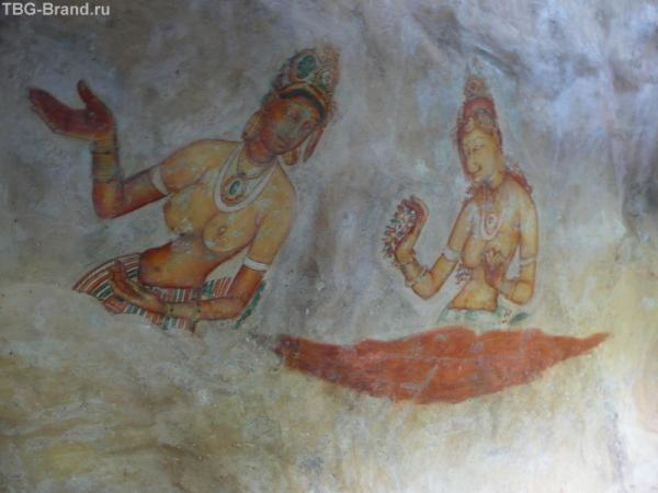 Знаменитые фрески