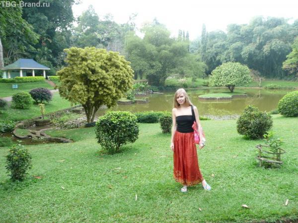 Королевский ботанический сад!