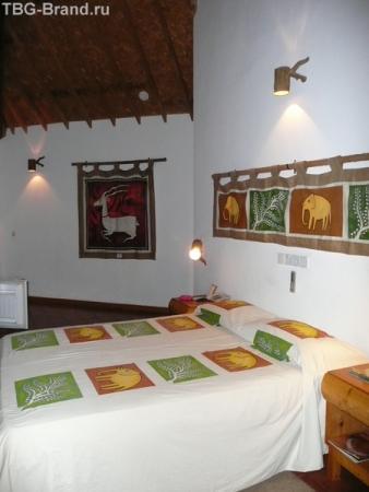 Отель в Яле