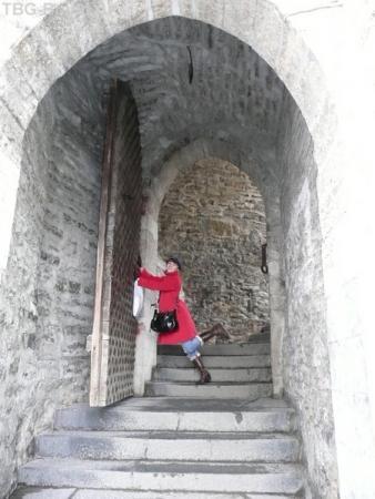 Открыть такую дверь? ...Легко)