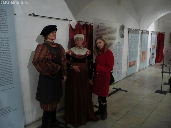 В подвале старой ратуши