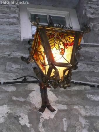уличный фонарь