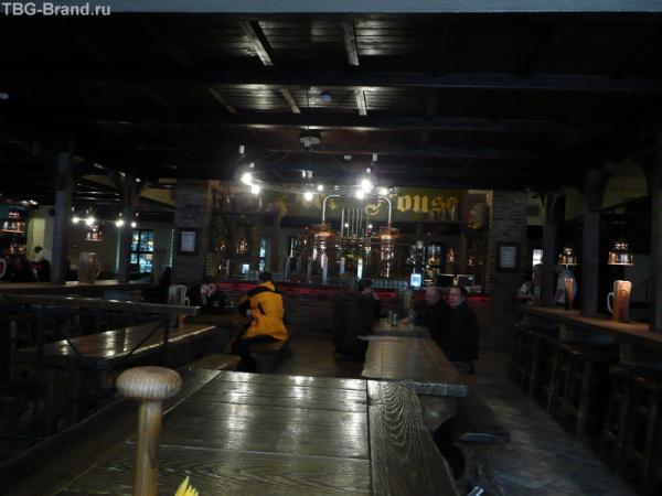 Beer House внутри