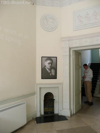 Джеймс Джойс музей