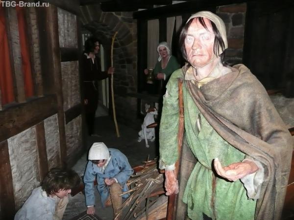 средневековая Ирландия