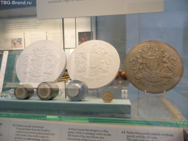 А это уже Британские монеты