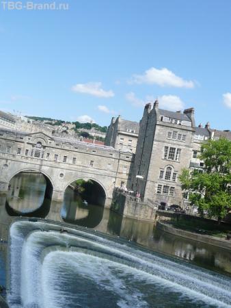 река в Bath