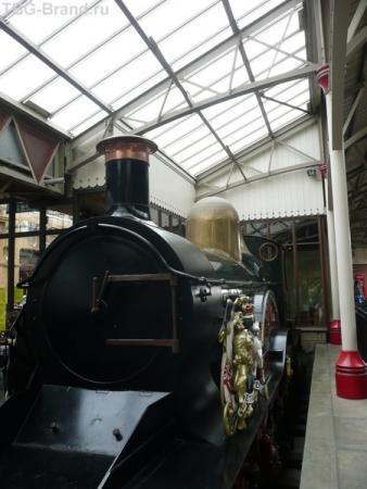 Поезд королевский семьи