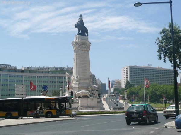 Памятник Карвалью