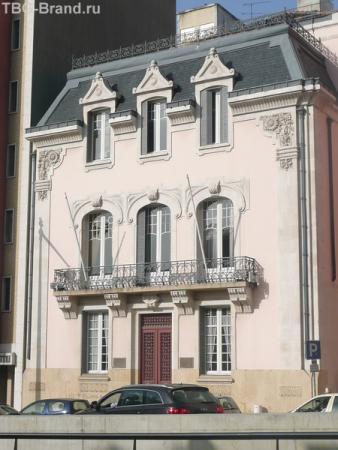 Мне вся архитектура напоминает о Васко -де Гаме