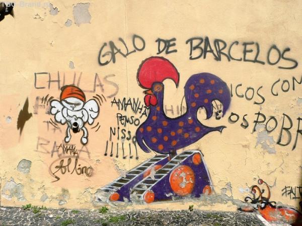 Местное граффити