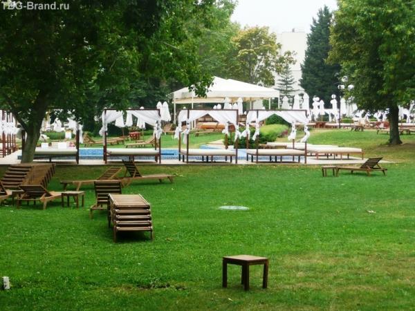 Гранд отель Варна