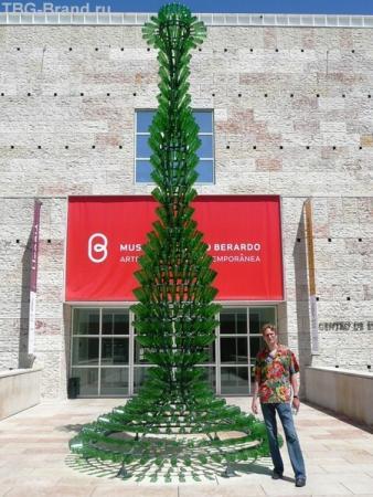 Вход в музей Берардо