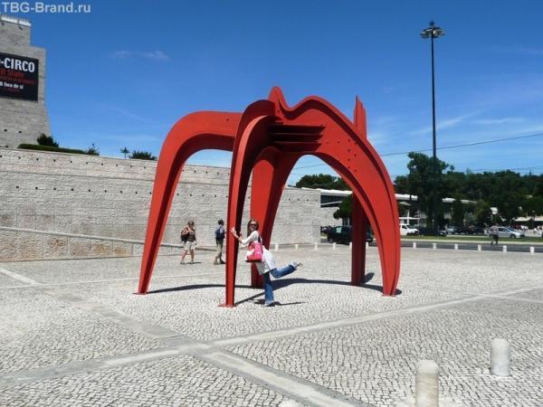 Сразу видно - современный музей