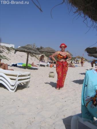 Я и пляж (пляж вокруг)