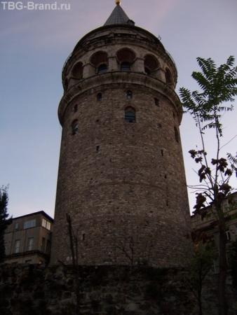С Галатской башни открывается прекрасный вид