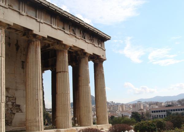 Афины. Акрополь.