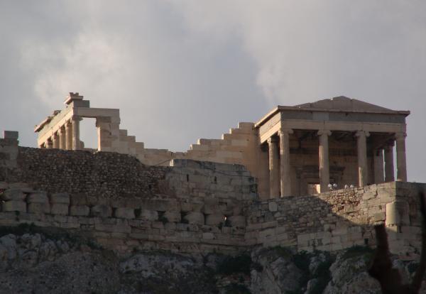 Акрополь. Афины.