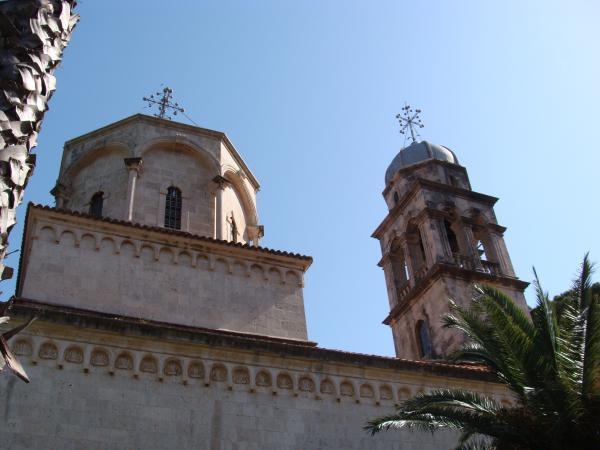 Монастырь в Херцег-Нови