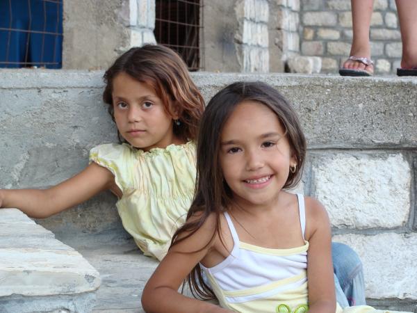 Дети в Старом Баре