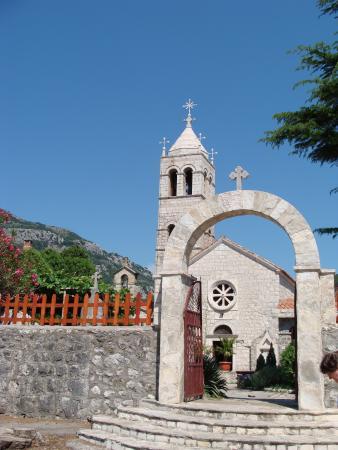 Монастырь в Режевичи