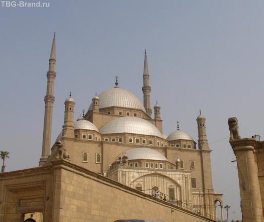 Цитадель Мухаммеда Али