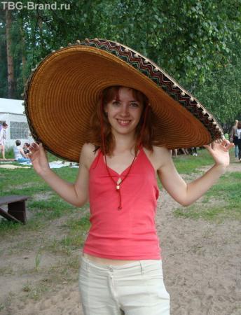 Все та же шляпа и Настя
