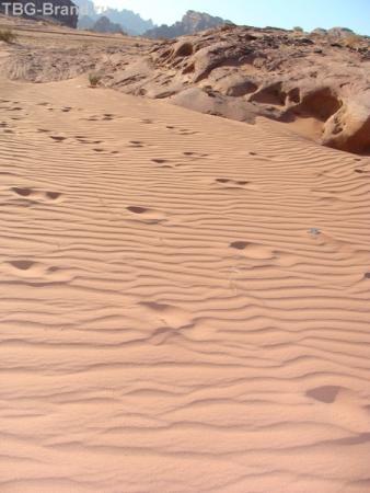 песок...
