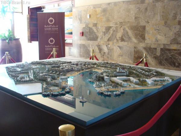 Рядом будет построен отель-город, масштабный проект безумной стоимости