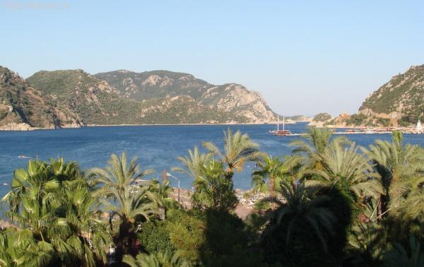 пейзажи эгейского побережья
