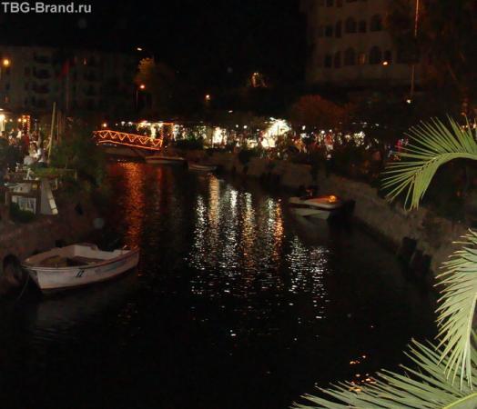 маленькая турецкая венеция в ичмелере :)