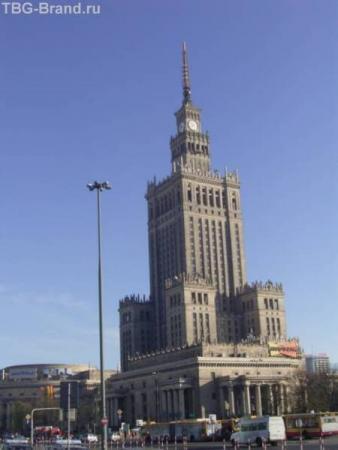 """Варшава, """"дар"""" Сталина. Мозоль для местных."""