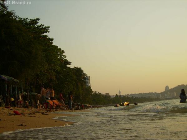 Паттая пляж