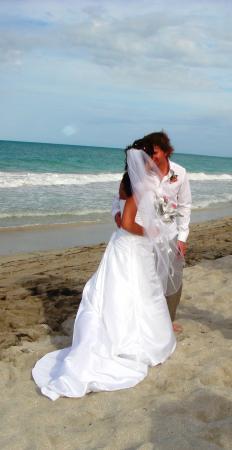 Церемония на пляже
