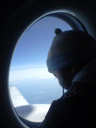 Первый полет