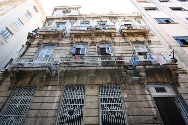 Один из домов в Гаване