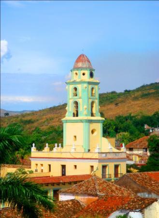 Тринидад. Церковь и монастырь Святого Франциска. Символ города