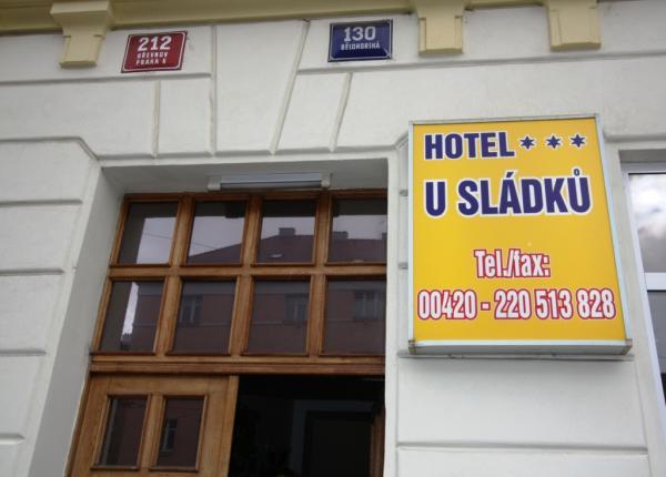 U Sladku 3* (Прага)