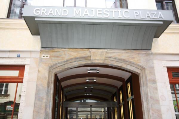 Grand Majestik Paza 4* (Прага)