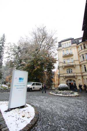 Grand Marienbad 4* (Марианские Лазни)