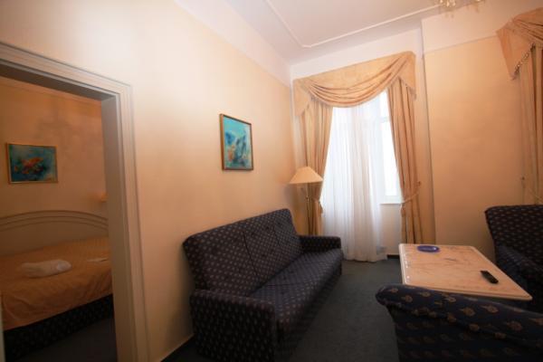 Grand Hotel Pacific 4* (Марианские Лазни)
