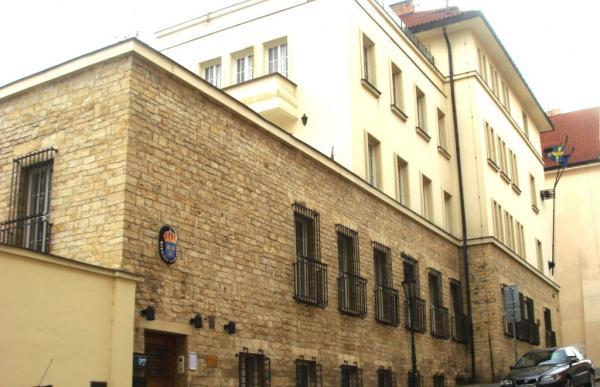 Так выглядели стены в Праге в XVI веке