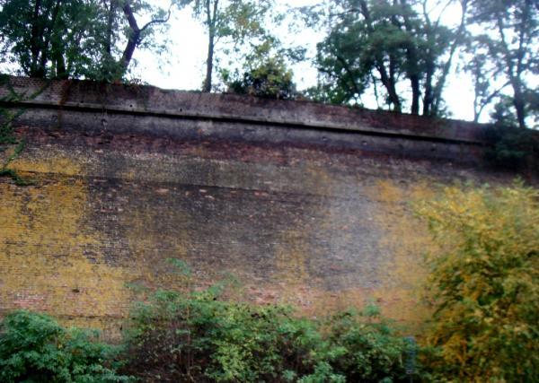 Стена-крепость